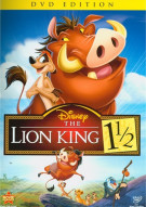 Lion King 1 1/2, The: Special Edition Movie