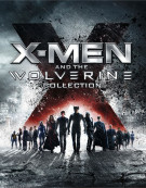 X-Men And The Wolverine Collection Blu-ray