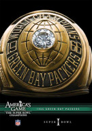 NFL Americas Game: 1966 Green Bay Packers Super Bowl I Movie
