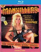 Mankillers (Blu-Ray) Blu-ray