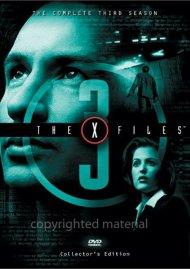X-Files, The: Season Three - Gift Pack Movie