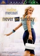 Never On Sunday Movie