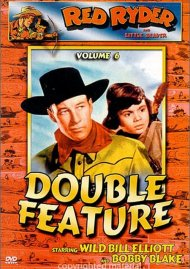 Red Ryder: Double Feature Volume 6 Movie