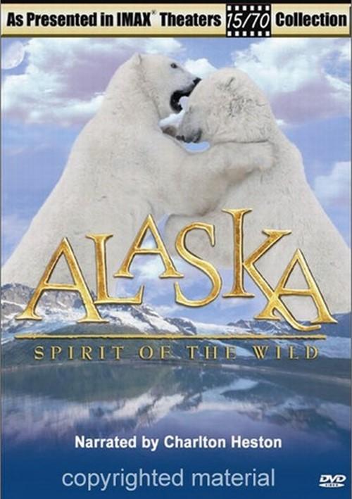 IMAX: Alaska - Spirit Of The Wild Movie