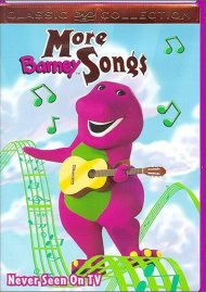 Barney: More Barney Songs Movie