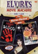 Elviras Movie Macabre: Legacy Of Blood / The Devils Wedding Night Movie