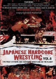 Japanese Hardcore Wrestling: Volume 8 Movie