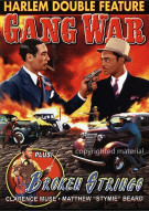 Gang War / Broken Strings (Double Feature) Movie