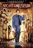 Night At The Museum (Widescreen) Movie