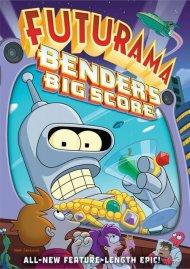 Futurama: Benders Big Score Movie