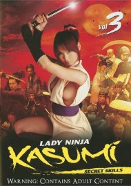 Lady Ninja Kasumi: Volume 3 - Secret Skills Movie