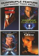 Van Damme Action Pack Quadruple Feature Movie