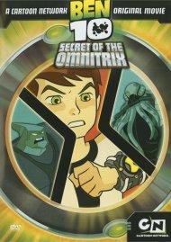 Ben 10: Secret Of The Omnitrix Movie