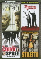 4 Movies In 1!: Deadly Assassins Movie