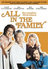 All In The Family: The Complete Third Season (Repackaged) Movie
