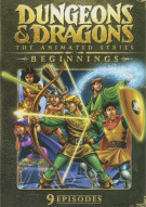 Dungeons & Dragons: The Animated Series - Beginnings Movie