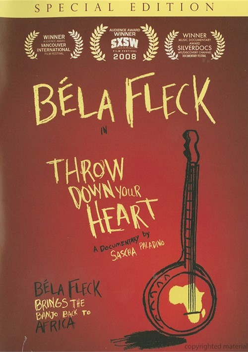 Bela Fleck: Throw Down Your Heart Movie
