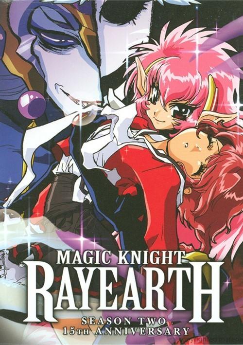 Magic Knight Rayearth 2: Remastered Volumes 5- 10 Movie