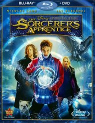 Sorcerers Apprentice, The (Blu-ray + DVD Combo) Blu-ray