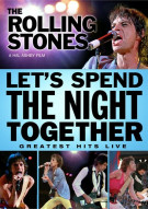 Rolling Stones, The: Lets Spend The Night Together Movie