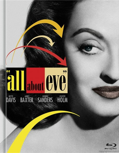 All About Eve (Digibook) Blu-ray