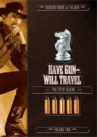 Have Gun Will Travel: Season 5 - Volume 2 Movie