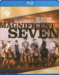 Magnificent Seven, The Blu-ray