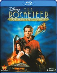 Rocketeer, The: 20th Anniversary Edition Blu-ray