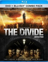 Divide, The: Unrated (Blu-ray + DVD Combo) Blu-ray