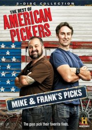 Best Of American Pickers: Mike And Franks Picks Movie
