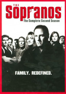 Sopranos, The: The Complete Second Season (Repackage) Movie