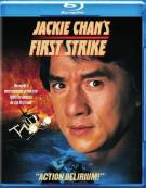Jackie Chans First Strike Blu-ray