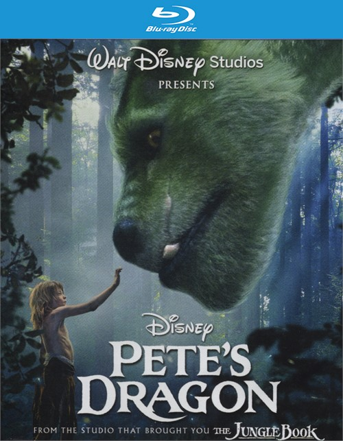 Petes Dragon Blu-ray