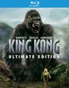 King Kong: Ultimate Edition (4k Ultra HD + Blu-ray + UltraViolet) Blu-ray