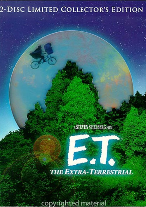 E.T. The Extra-Terrestrial: Limited Collectors Edition (Fullscreen) Movie