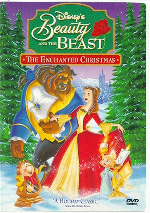 Beauty & the Beast: The Enchanted Christmas Movie
