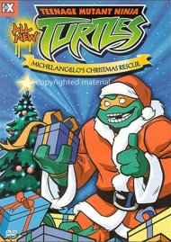 Teenage Mutant Ninja Turtles: Michelangelos Christmas Rescue Movie