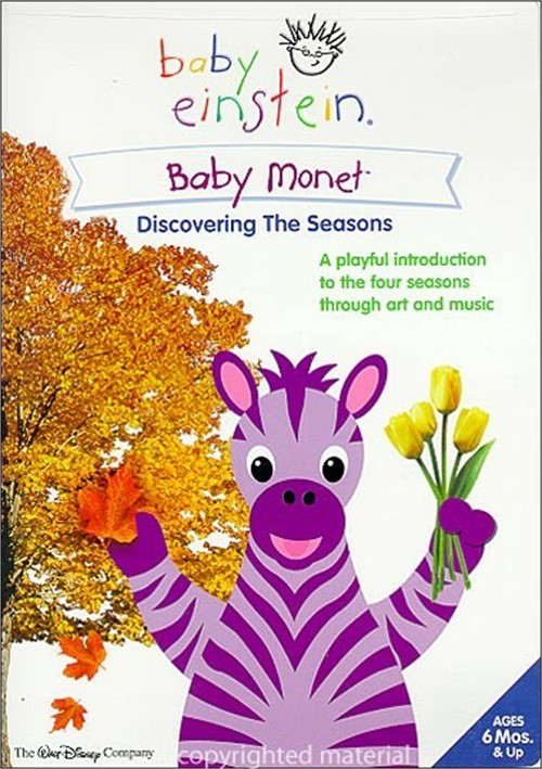 Baby Einstein: Baby Monet - Discovering The Seasons Movie