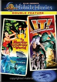 Monster That Challenged The World / It! Terror From Beyond Space (Double Feature) Movie
