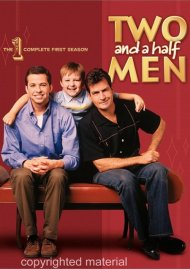 Two And A Half Men: The Complete First Season Movie