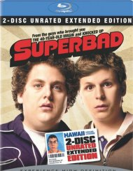 Superbad: Unrated Special Edition Blu-ray