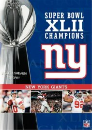 NFL Super Bowl XLII Champions Movie