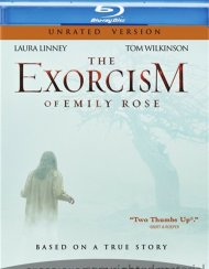 Exorcism Of Emily Rose, The Blu-ray