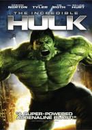 Incredible Hulk, The (Widescreen) Movie