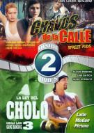 Chavos De La Calle (Street Kids) / La Ley Del Cholo (Cholo Law Gang Banging) (Double Features) Movie