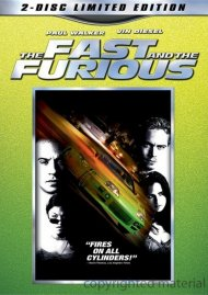 Fast And The Furious, The: Limited Edition Movie