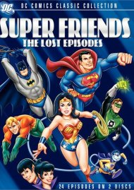 Super Friends: The Lost Episodes Movie