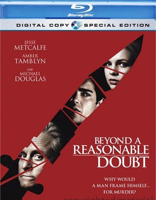 Beyond A Reasonable Doubt Blu-ray
