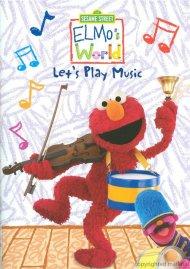 Elmos World: Lets Play Music Movie