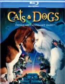 Cats & Dogs Blu-ray